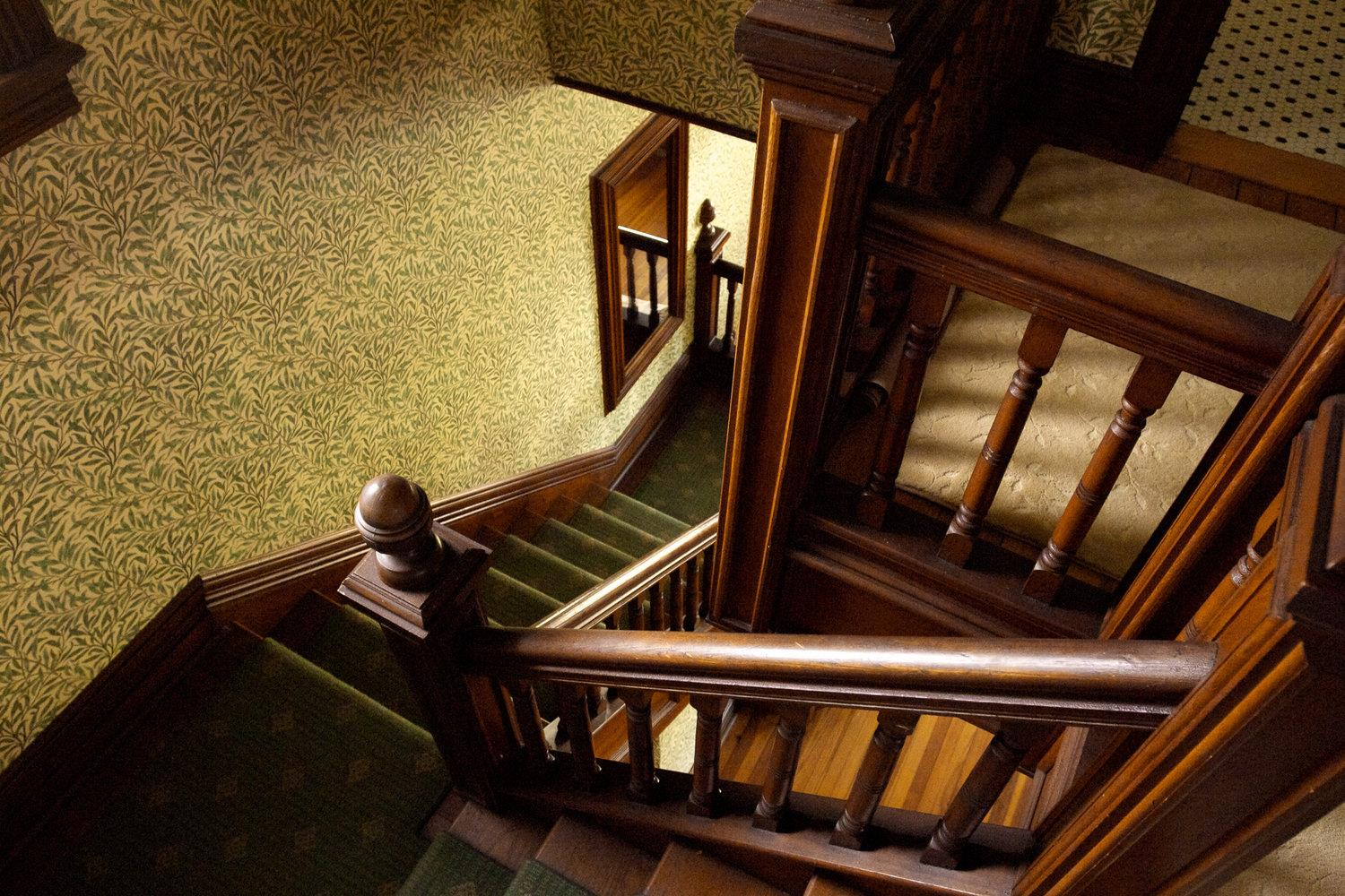 Fordham House Stairs